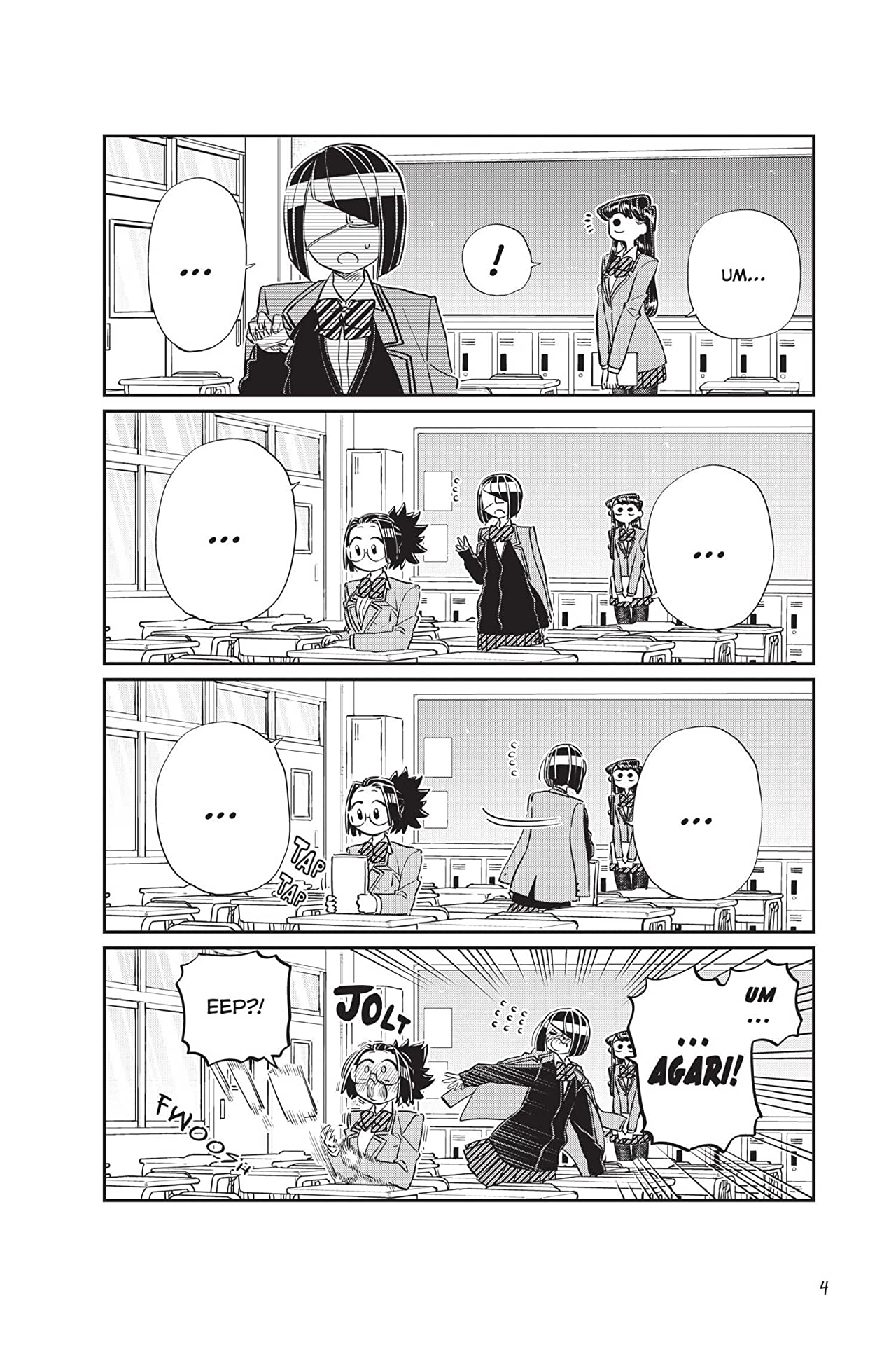 Komi Can't Communicate Vol. 9