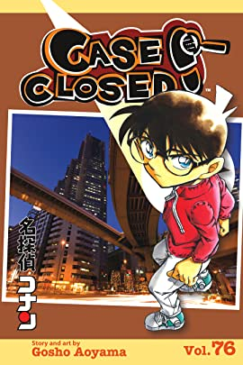Case Closed Vol. 76: DETECTIVE'S NOCTURNE