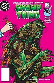Swamp Thing (1982-1996) #43