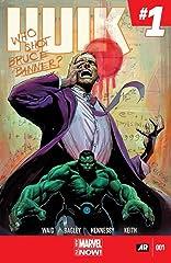 Hulk (2014-) #1