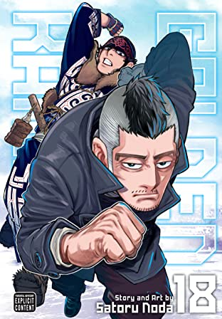 Golden Kamuy Tome 18