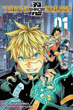 Tokyo Shinobi Squad Vol. 1: Jin Narumi