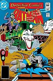 Detective Comics (1937-2011) #532