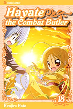 Hayate the Combat Butler Vol. 18