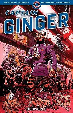 Captain Ginger Vol. 2: Dogworld