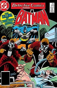Detective Comics (1937-2011) #533