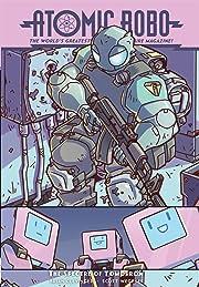 Atomic Robo Vol. 12: Atomic Robo & The Spectre of Tomorrow