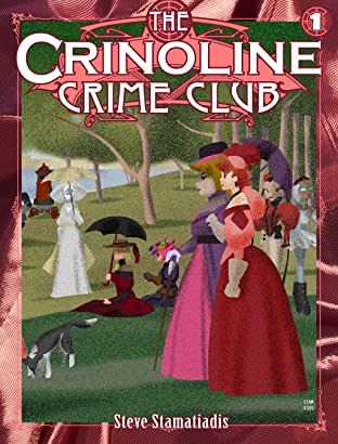 The Crinoline Crime Club No.1