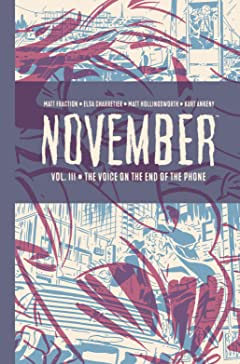 November Book Three