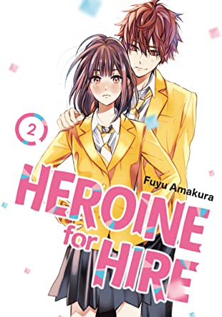 Heroine for Hire Tome 2