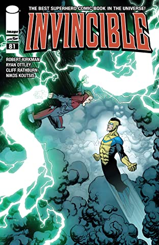 Invincible No.81