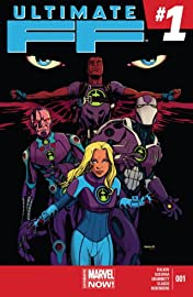 Ultimate FF (2014) #1