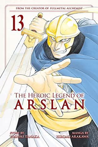 The Heroic Legend of Arslan Vol. 13