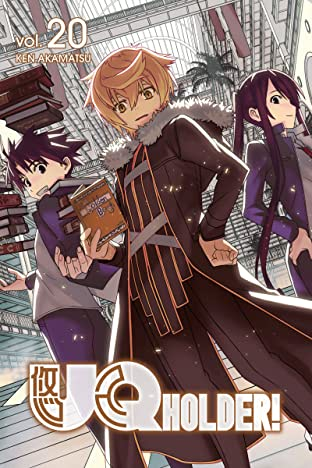 UQ HOLDER! Tome 20