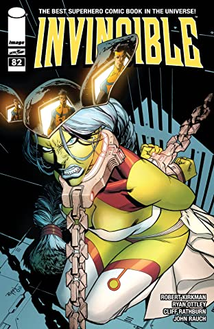 Invincible No.82