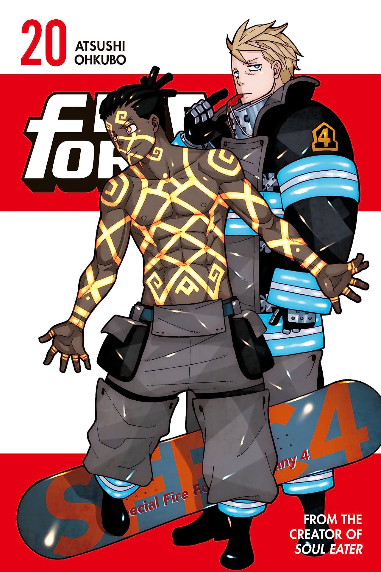 Fire Force Vol. 20