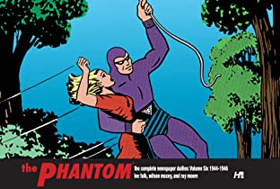 The Phantom: The Complete Newspaper Dailies: 1944-1946 Vol. 6
