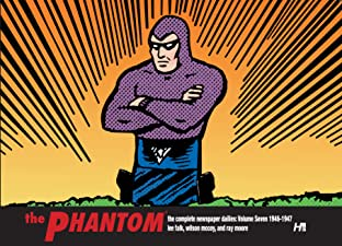 The Phantom: The Complete Newspaper Dailies: 1946-1947 Vol. 7