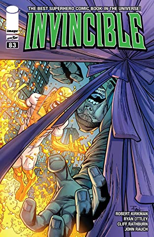 Invincible No.83