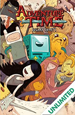 Adventure Time: Sugary Shorts Vol. 1