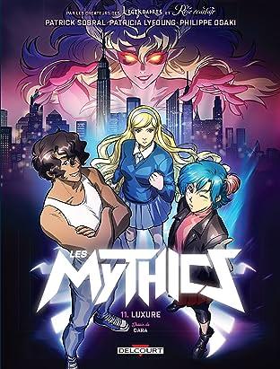 Les Mythics Vol. 11