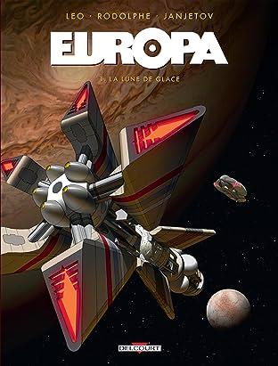 Europa Vol. 1: La Lune de glace