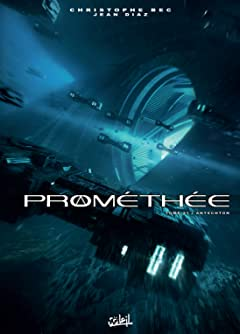 Prométhée Vol. 21: Antechton