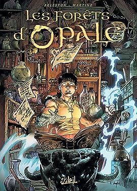 Les Forêts d'Opale Vol. 12: L'Étincel courroucé