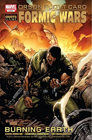 Formic Wars: Burning Earth #4