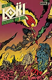 Loki: Ragnarok and Roll #3 (of 4)