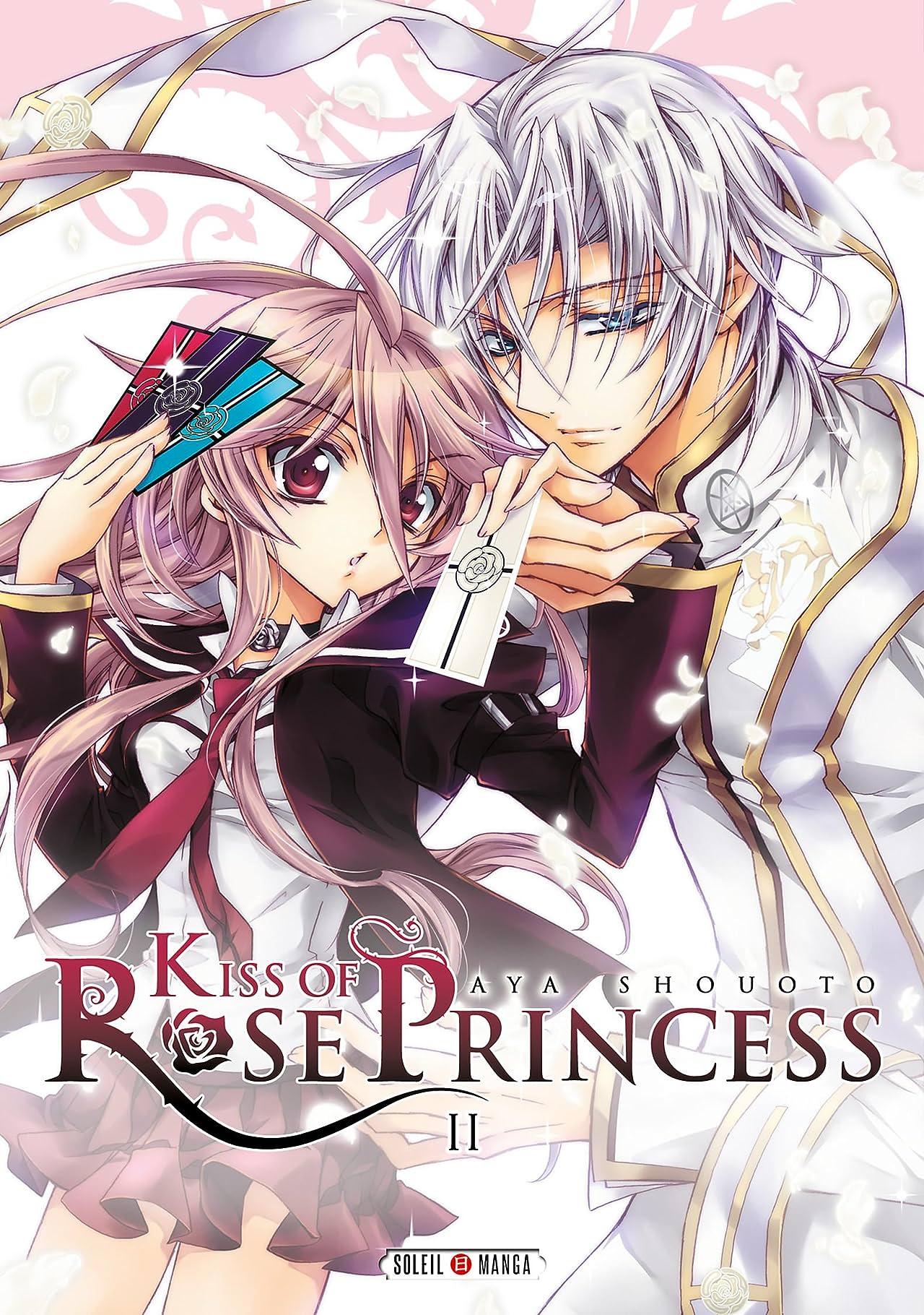 Kiss of Rose Princess Vol. 2