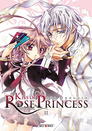 Kiss of Rose Princess Vol. 2