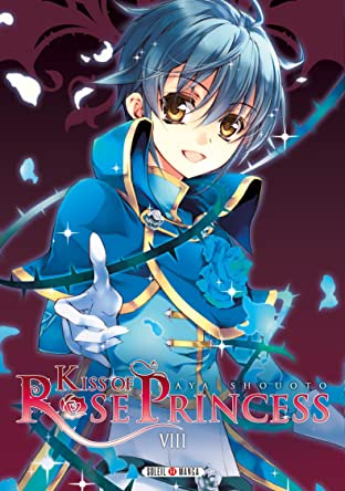 Kiss of Rose Princess Vol. 8