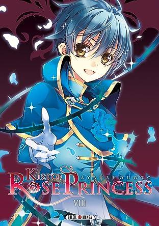 Kiss of Rose Princess Vol. 8