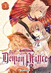 The Demon Prince and Momochi Vol. 3