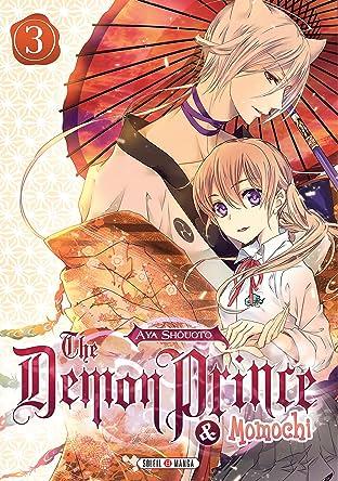 The Demon Prince and Momochi Vol. 3