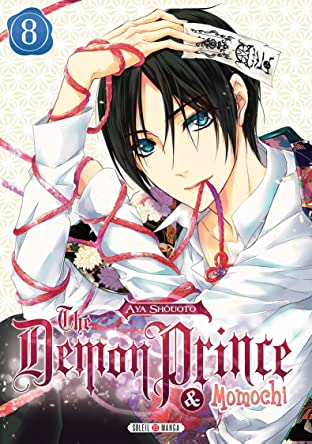 The Demon Prince and Momochi Vol. 8