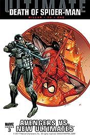 Ultimate Comics Avengers vs. New Ultimates #3 (of 6)