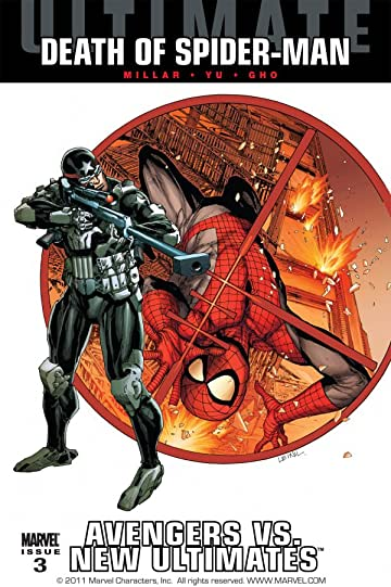 Ultimate Comics Avengers vs. New Ultimates #3
