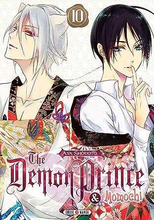 The Demon Prince and Momochi Vol. 10