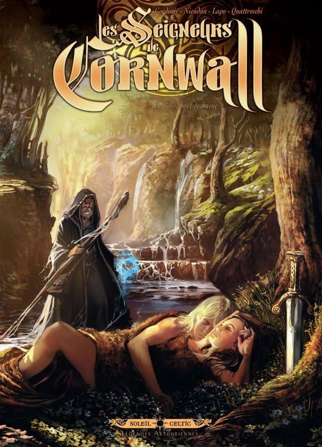 Les Seigneurs de Cornwall Vol. 3: De passion et de haine
