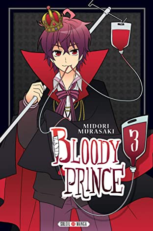 Bloody Prince Tome 3