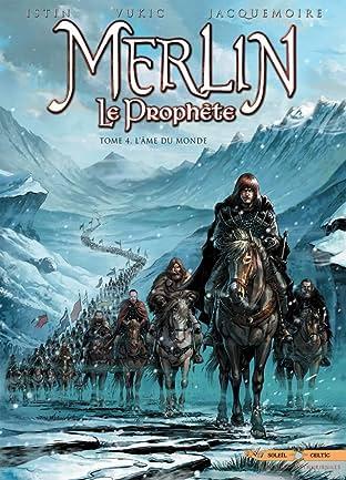 Merlin le prophète Vol. 4: L'âme du monde