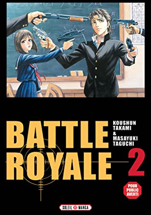 Battle Royale Vol. 2