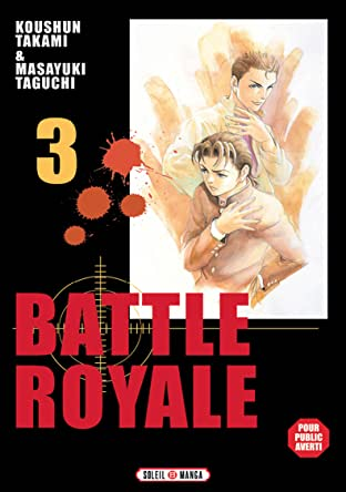 Battle Royale Vol. 3