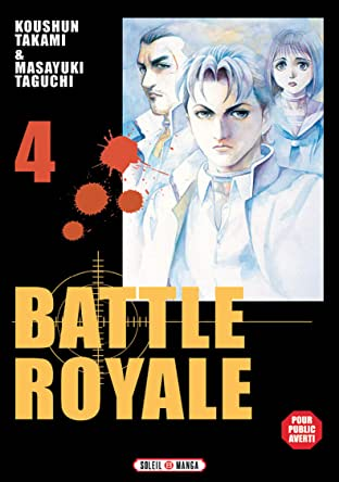 Battle Royale Vol. 4