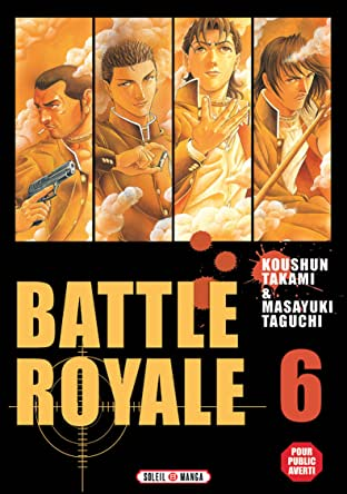 Battle Royale Vol. 6