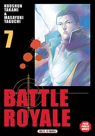 Battle Royale Vol. 7