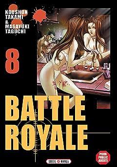 Battle Royale Vol. 8
