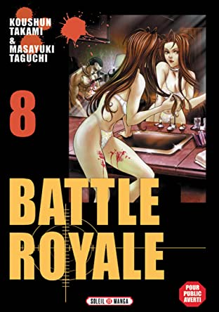 Battle Royale Vol. 8